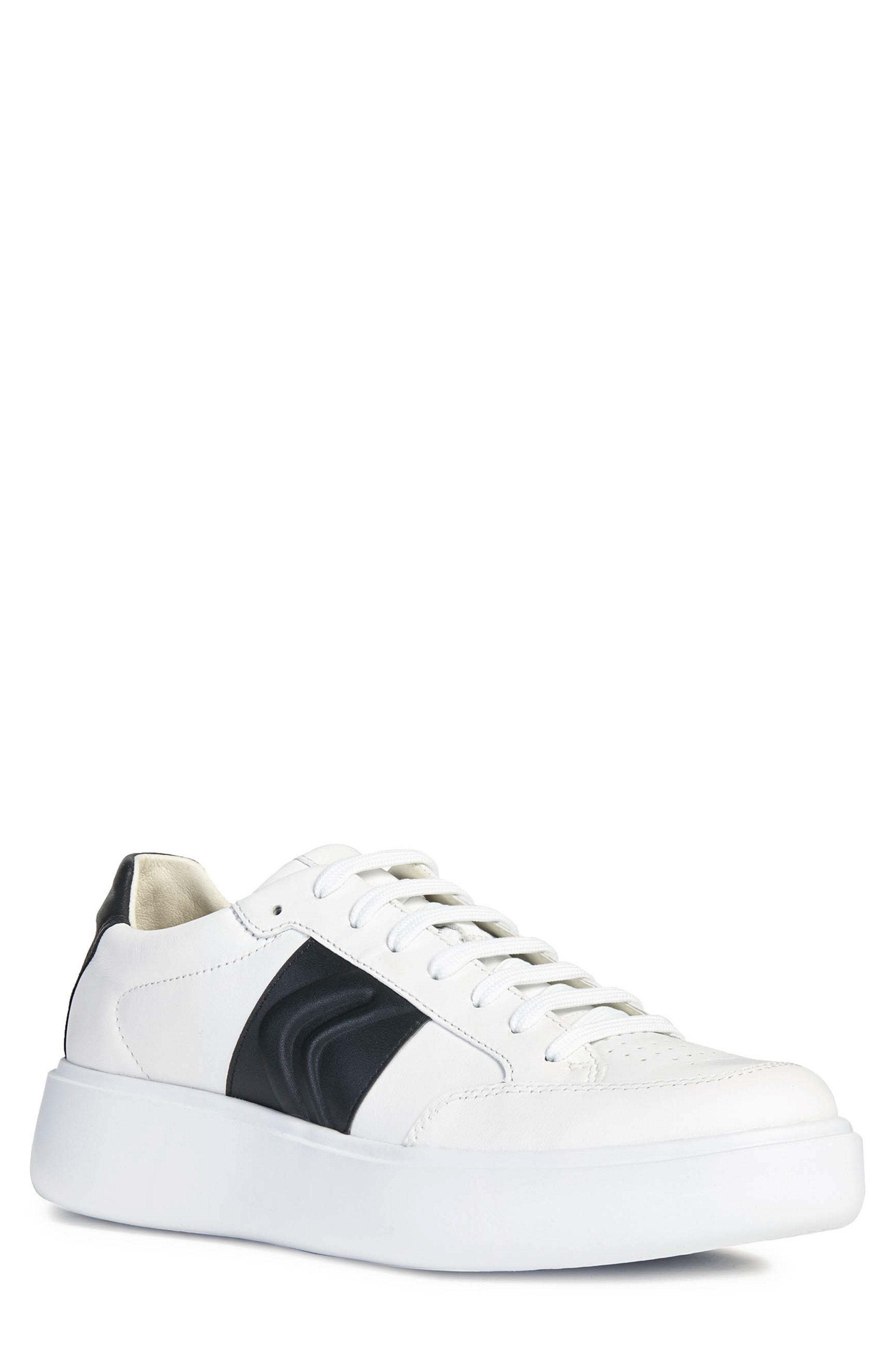 150a936583 GEOX OTTAYA 1 SNEAKER. #geox #shoes   Geox in 2019   Sneakers ...