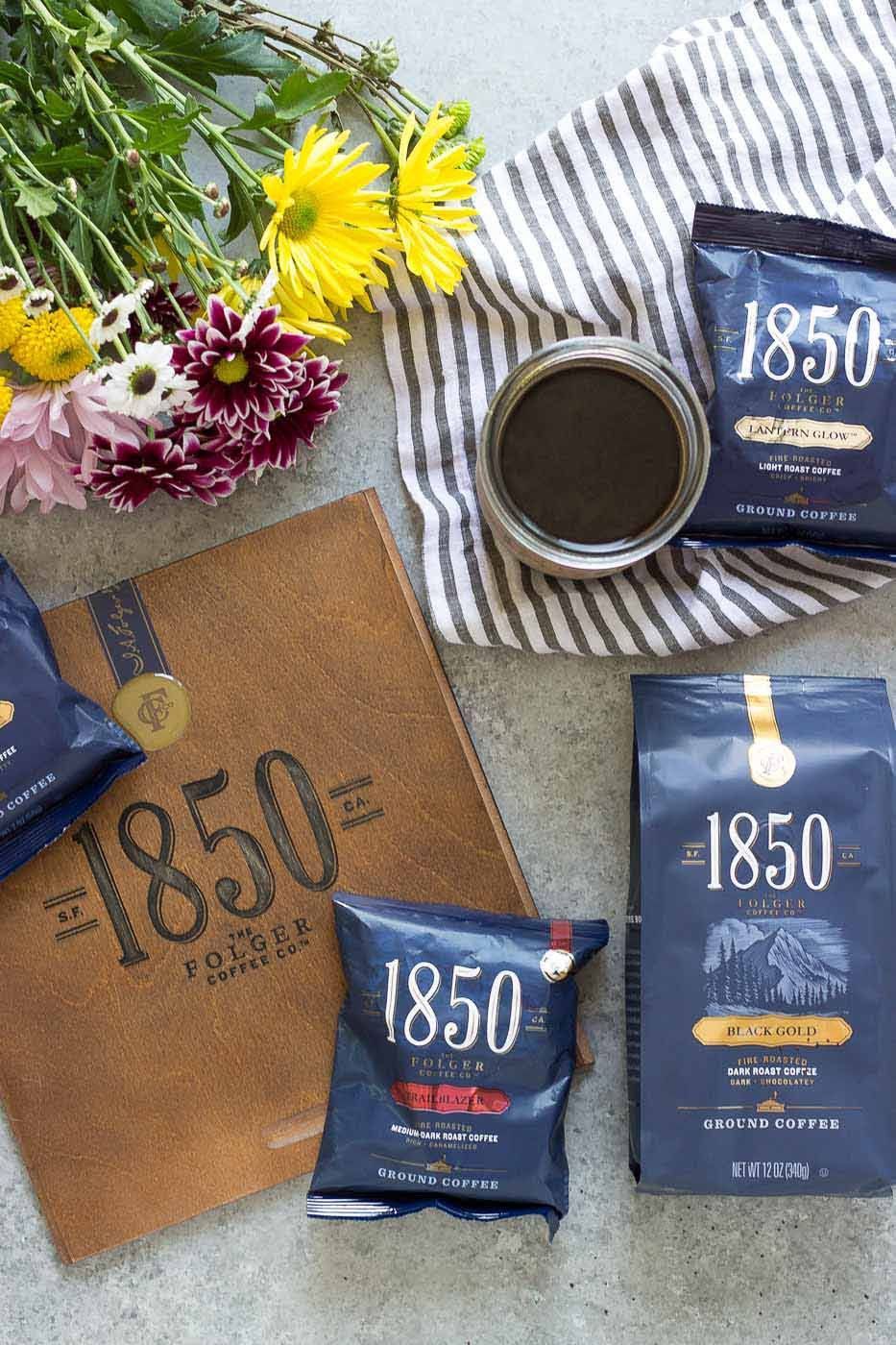 1850 Brand coffee is a new premium coffee from the makers