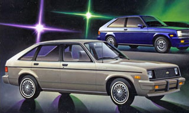 Chev Chevette The First Car That I Bought Mine Was Actually Gold With Black Pinstripe Trim My Was The Blue And Traveled From Calif To Chevrolet Car Chevy