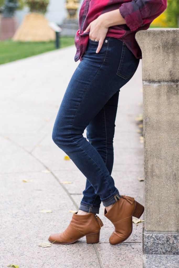 Easily transition your style from season to season with TOMS Leila Booties  and a great pair