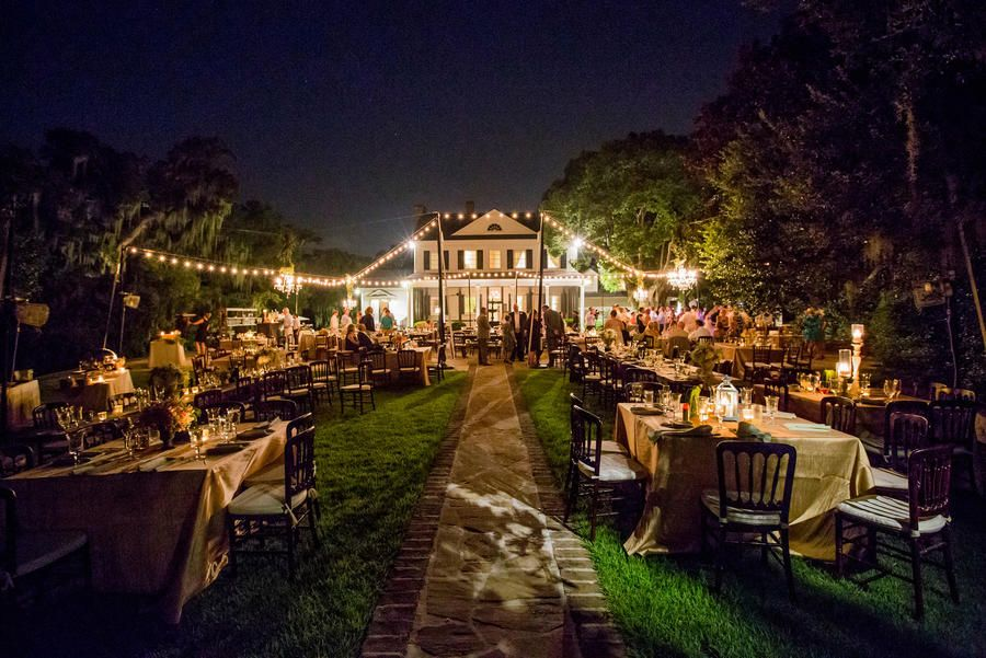 The Legare Waring House Charleston South Carolina S Best Wedding Venues