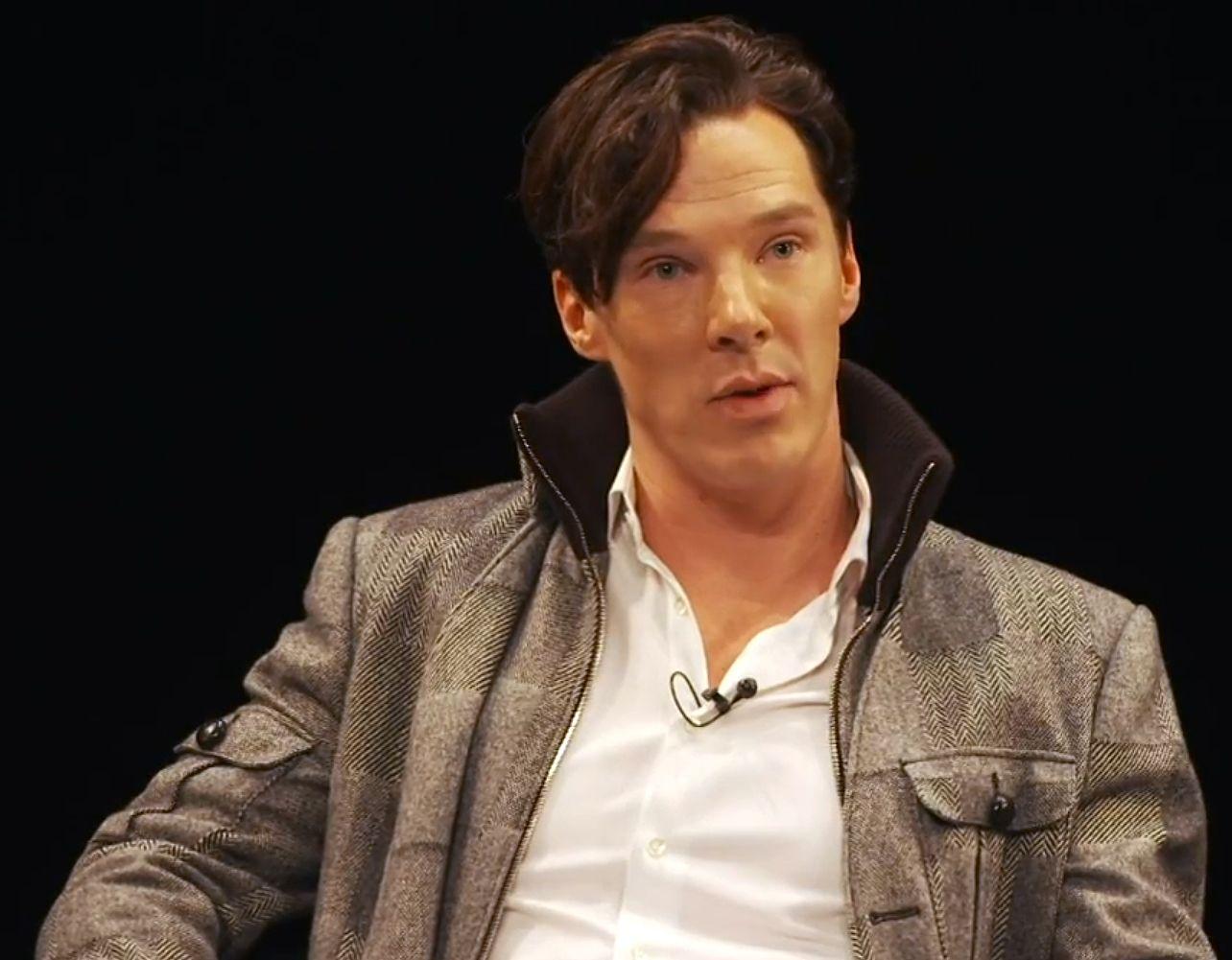 Cutest Haircut Ever Benedict Cumberbatch The Benaddictionary