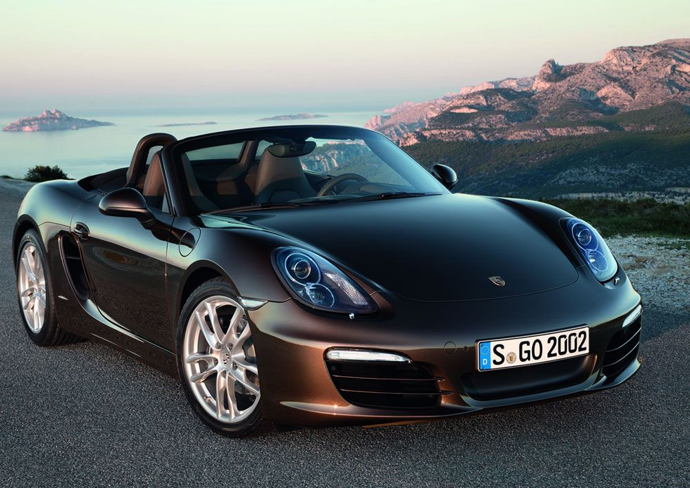 New Price Release Porsche Cayman and Boxer Leinster Review