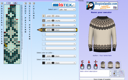 This Awesome Web Site Is For Designing Your Very Own Icelandic Style