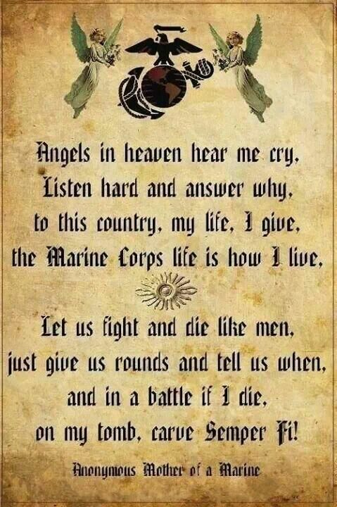Marine Corps Quotes Pleasing Always A Marine Motto  Pinterest  Marines Usmc And Marine Corps