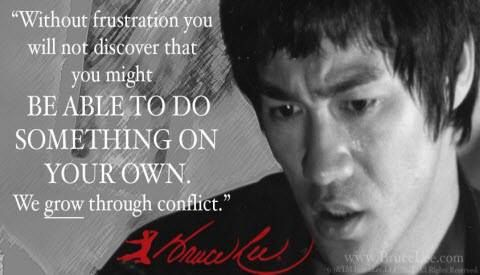amazing quote by bruce lee motivational quotes and posters