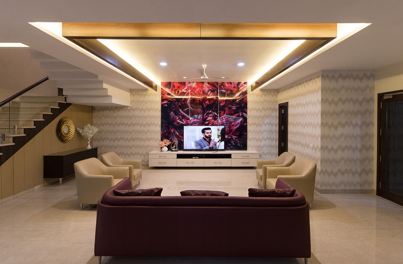 Residence Designed For Client In Ludhiana India Duplex House