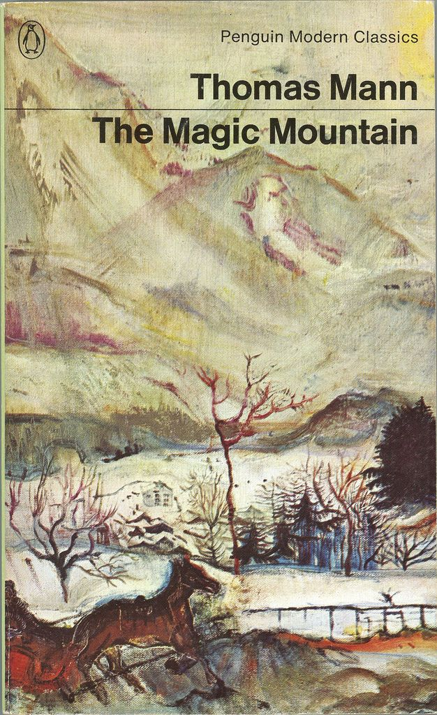 an analysis of thomas manns novel the magic mountain Thomas mann was born in 1875 in germany he was only twenty-five when his  first novel, buddenbrooks , was published in 1924 the magic mountain was.