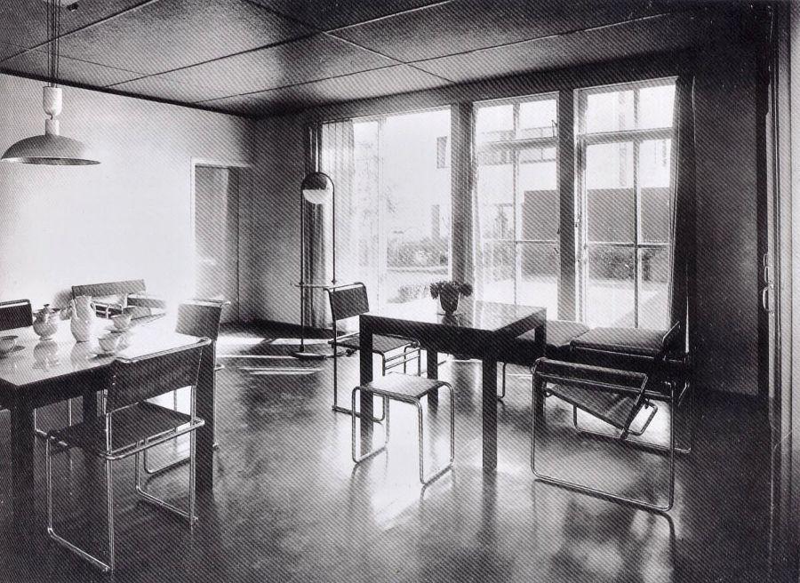 Weissenhof Siedlung Werkbund, Stuttgart 19, c. 1927