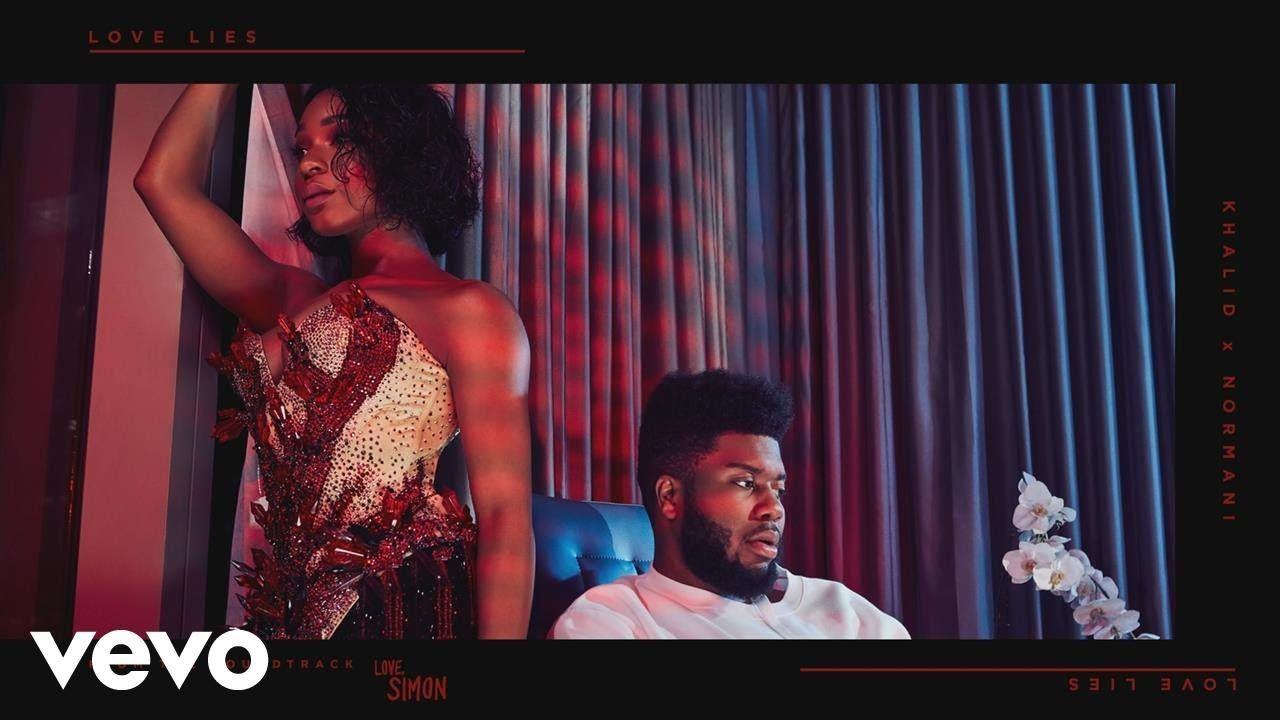 Khalid Normani Love Lies Audio Youtube With Images