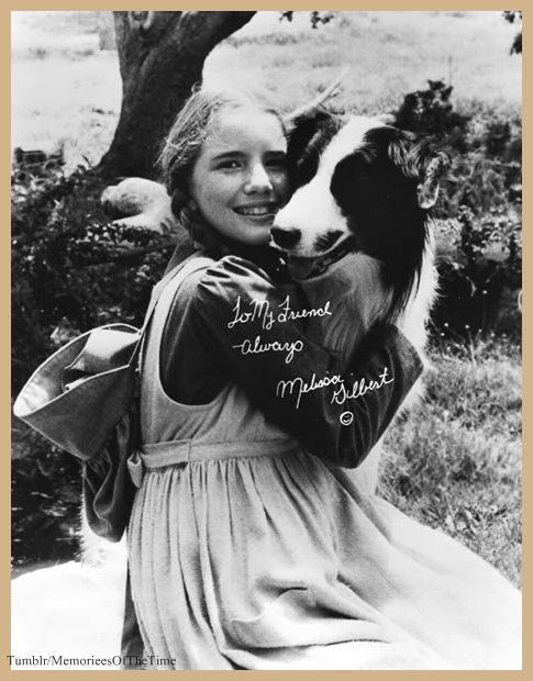 Laura And Bandit Lhotp Laura Ingalls Old Tv