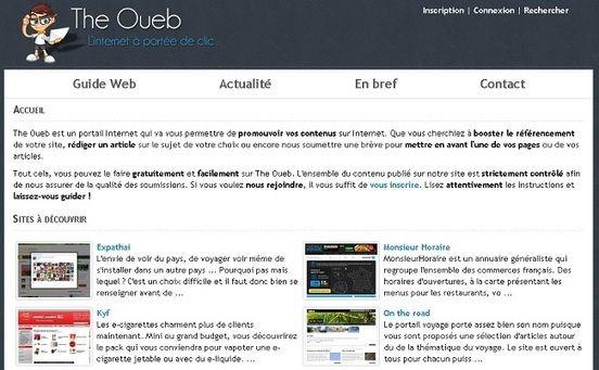 5 Annuaires pour inscrire vos sites web