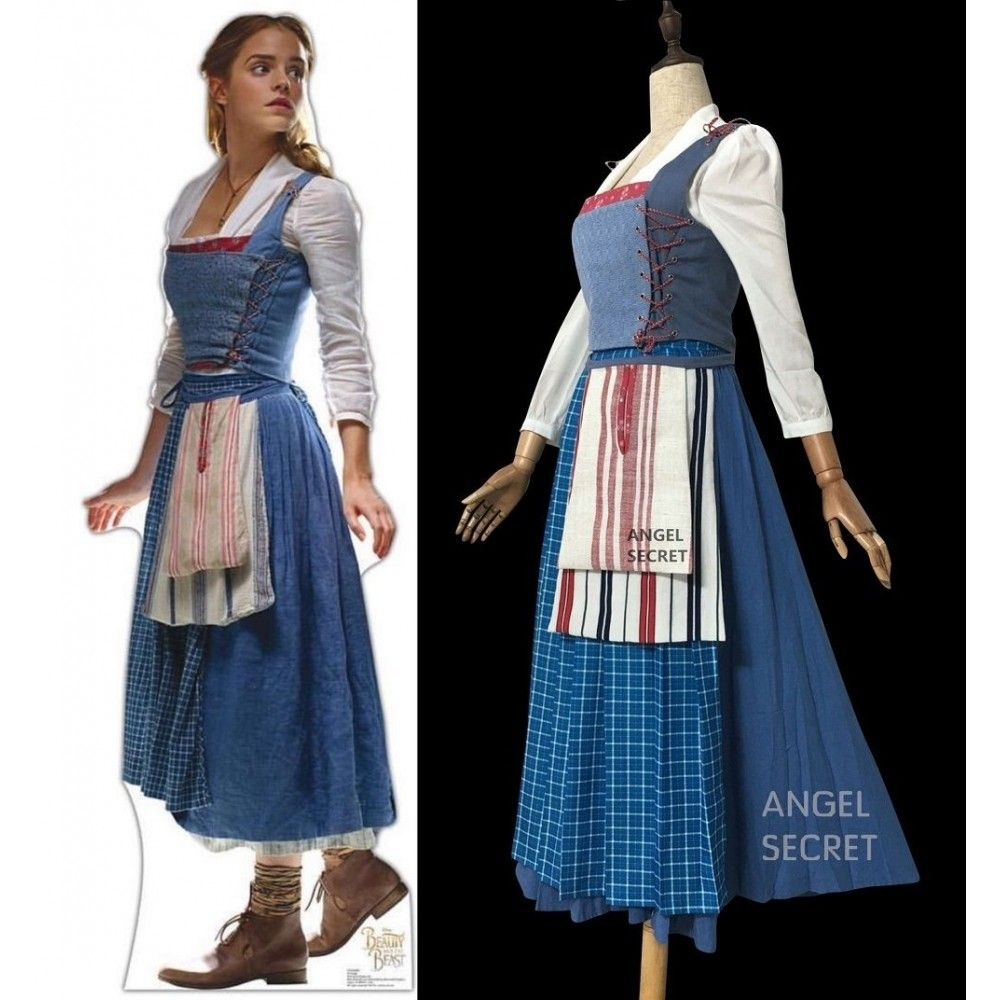 belle+2017+costume | ... beauty and beast princess belle Costume ...