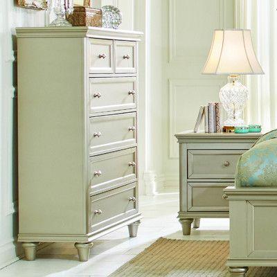 Best Willa Arlo Interiors Celine 6 Drawer Chest Furniture 400 x 300