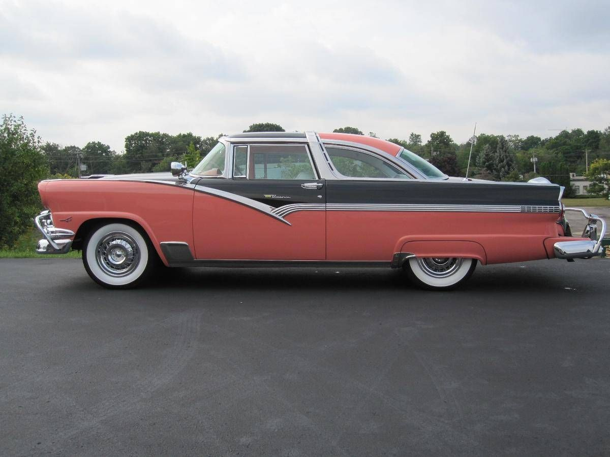 1956 Ford Crown Victoria Glass Top 64 B For Sale 1864612