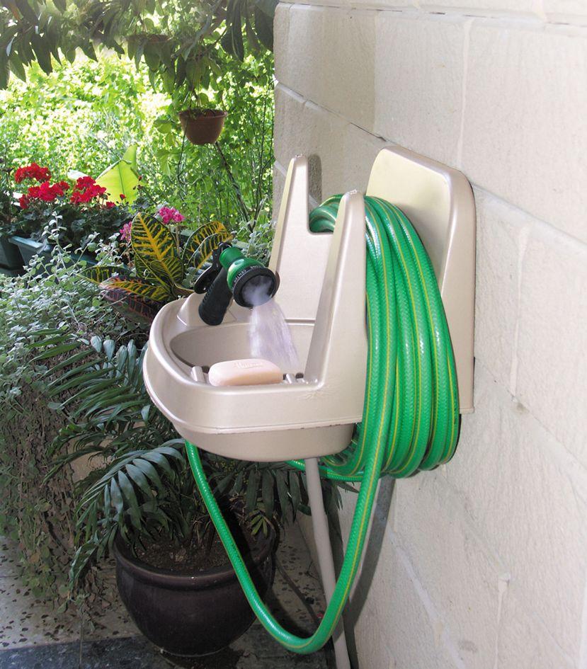 Maze Outdoor Sink Http Www Mazeproducts Com Au Products Sink Hose Hook Aspx Garden Sink Hose Hanger Outdoor Sinks