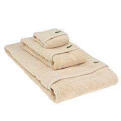 Search Lacoste Crocodil Solid Towel Set Chili Pepper Towel Towel Set Lacoste