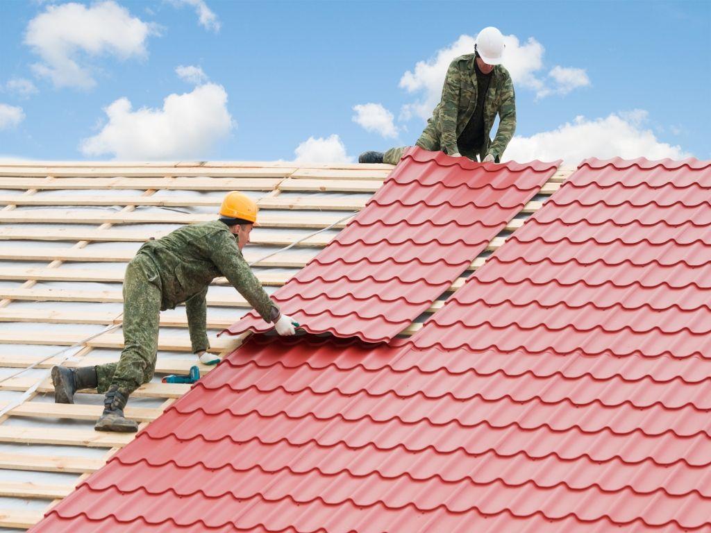 çatı bacası Google'da Ara Roof restoration, Metal