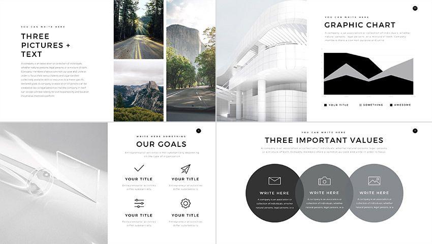 Best PowerPoint Presentation Template Slide Designs
