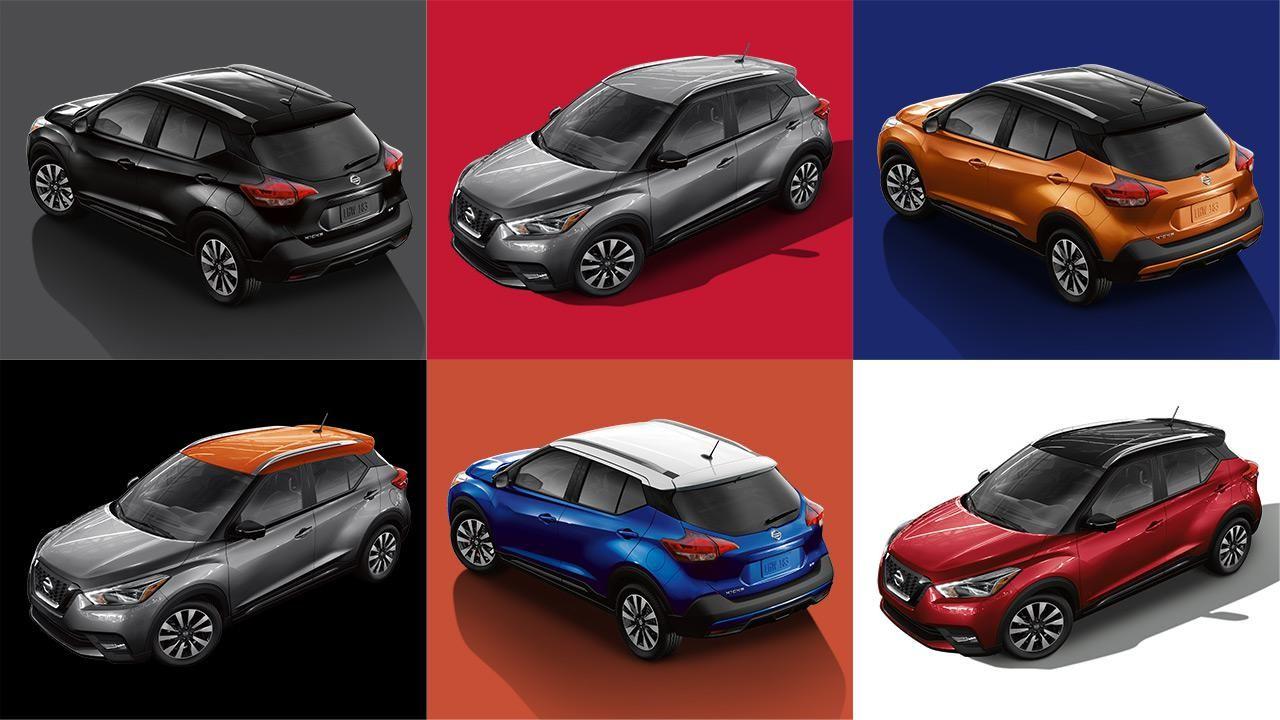 2018 Nissan Kicks Color Options Nissan Kicks New Nissan