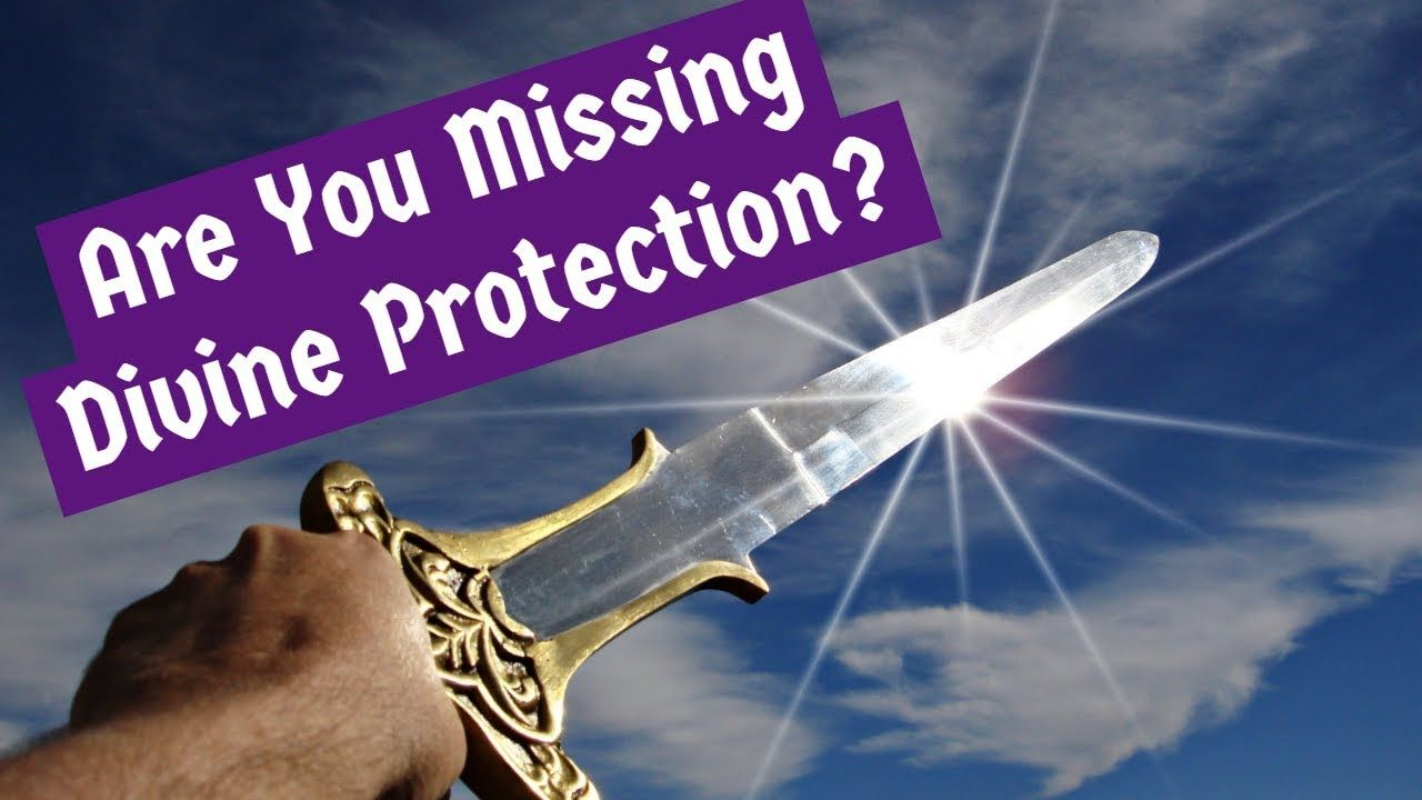 Are you missing divine protection prayers for healing