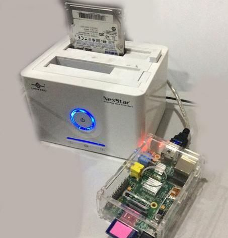 How To Use A Usb External Hard Drive With Your Raspberry Pi Http