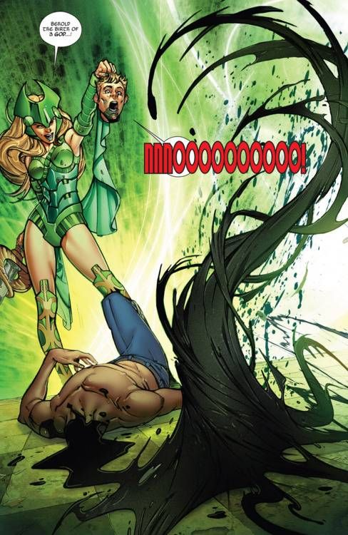 Enchantress screenshots, images and pictures - Comic Vine