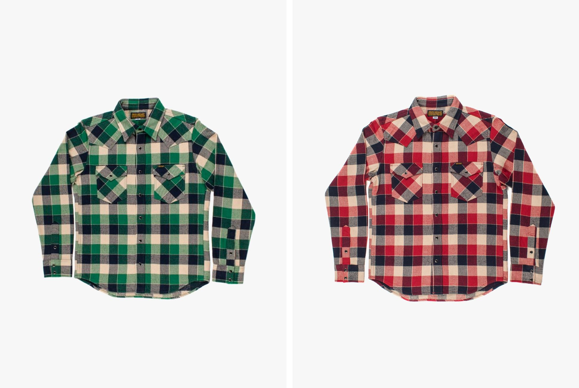 3f772cb2ea These Are the Last Flannels You ll Ever Buy • Gear Patrol Western Shirts