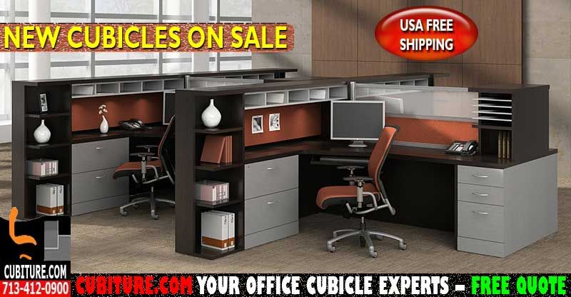 New Cubicles For Sale Houston, Texas