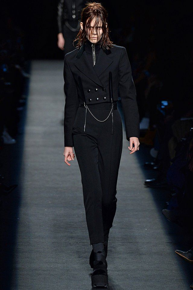 Alexander Wang Fall 2015 RTW Runway - Vogue
