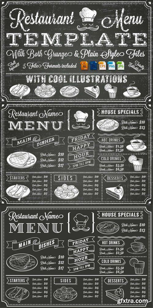 Afbeeldingsresultaat voor menuborden punk Foodtruck Pinterest Punk - chalkboard writing template