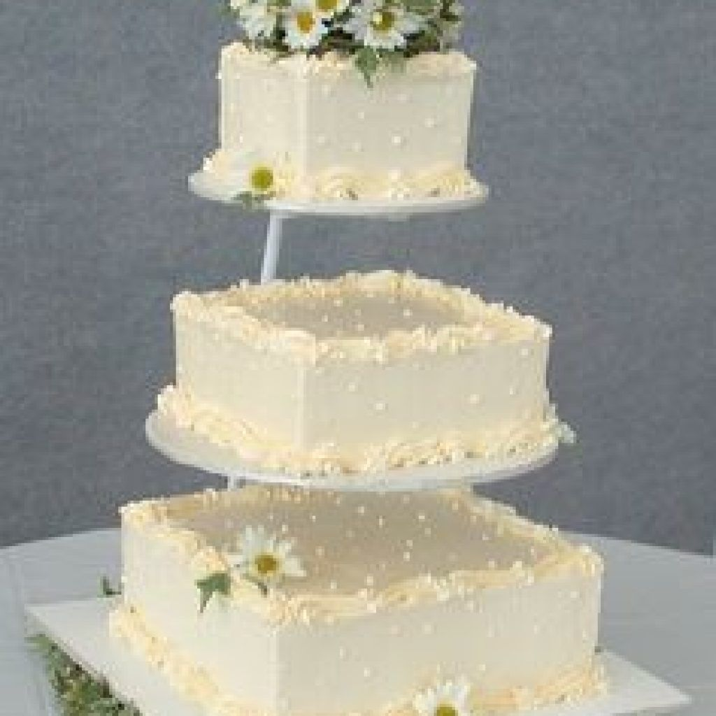 Tips For Floating Cake Stand Wedding Cakes