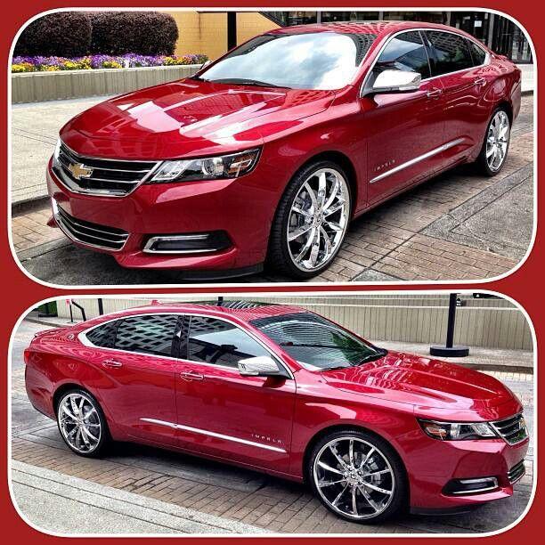 2014 Chevy Impala 2014 Chevy Impala Chevy Impala Dream Cars