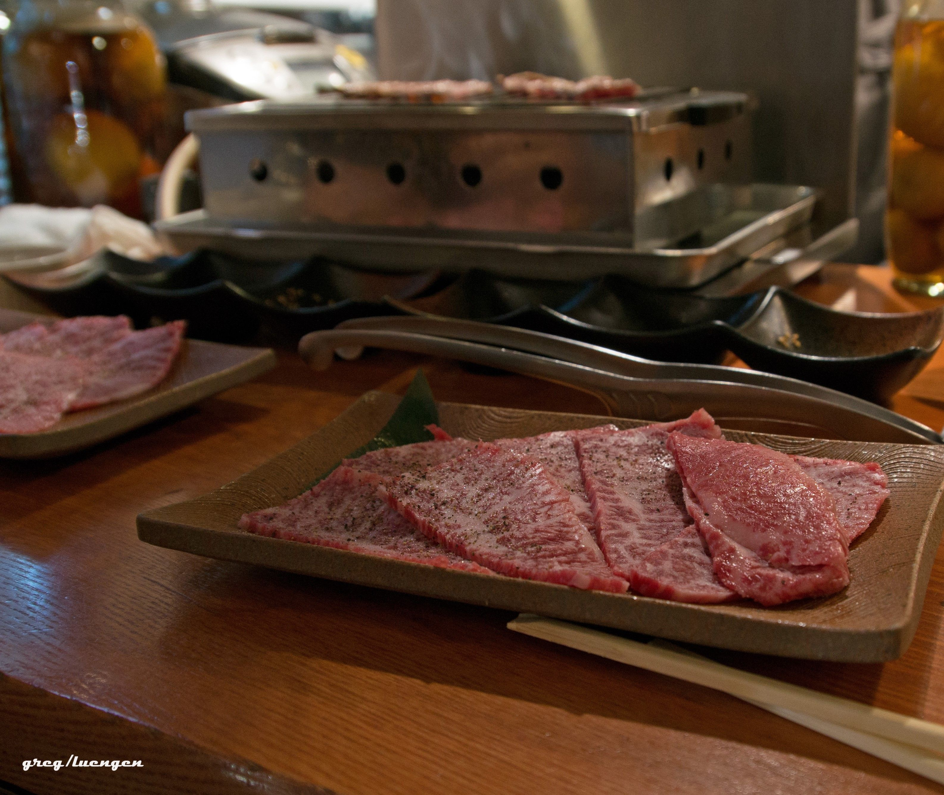 Kobe Beef...what an experience