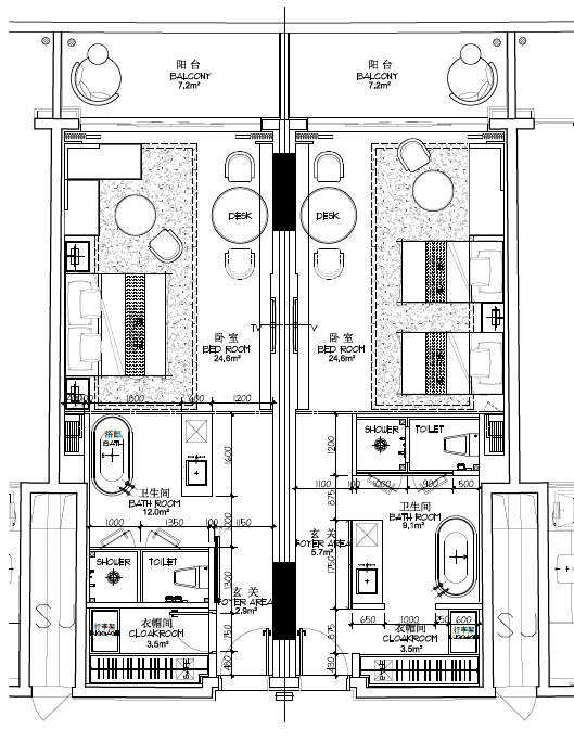 Pin de pawaroot pibulrat em layout pinterest hoteis for Plano de cocina hotel 5 estrellas