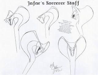 Jafar Staff