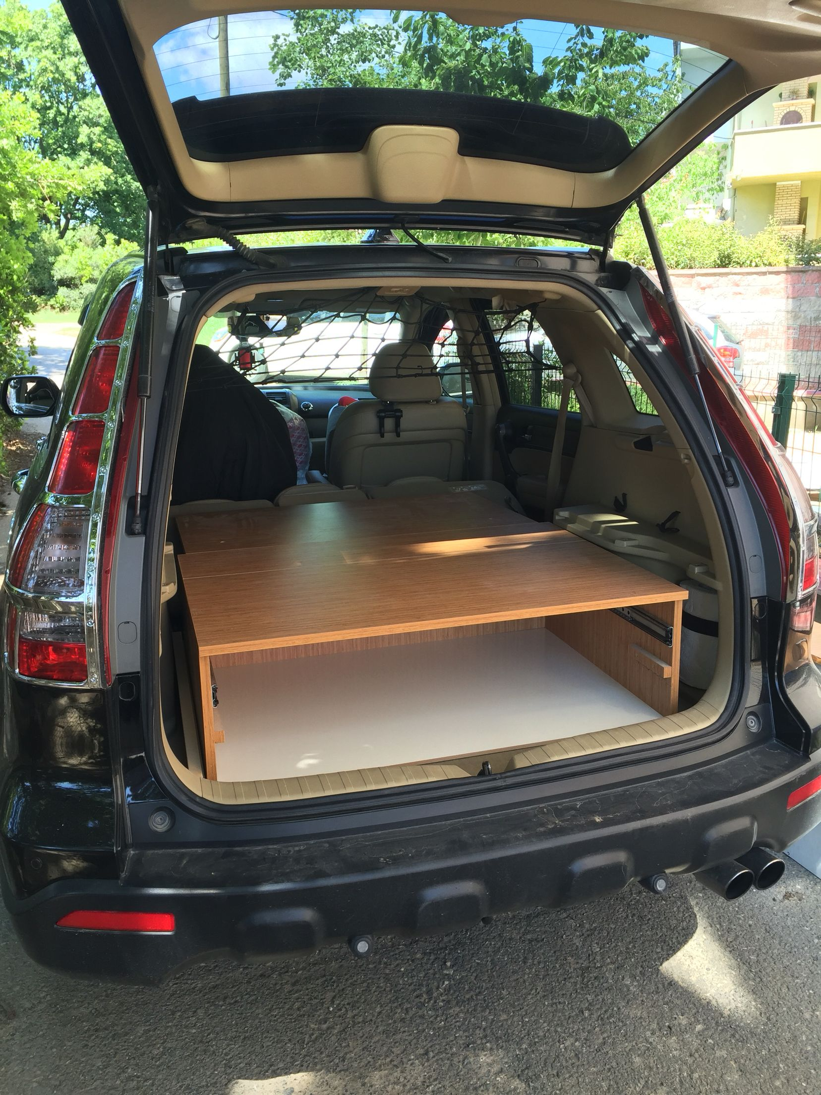 Platform Bed For Honda Cr V