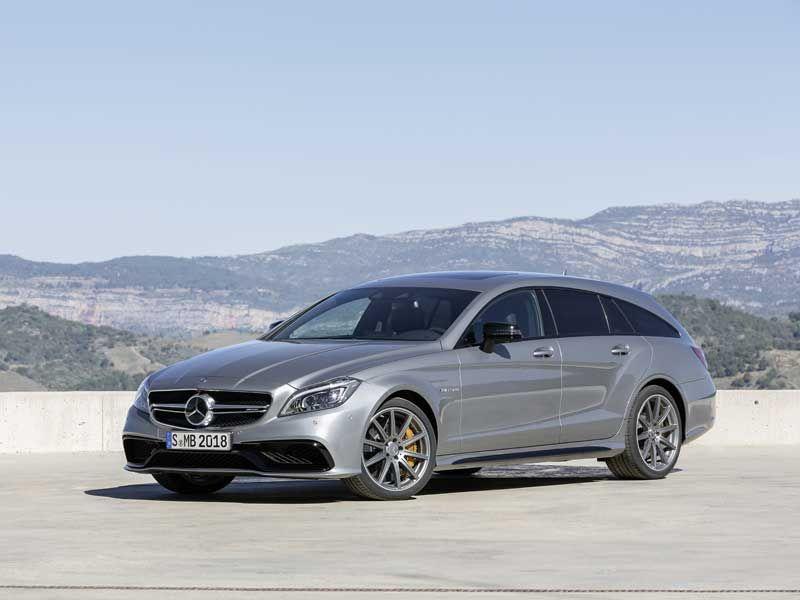 Mercedes-Benz CLS Shooting Brake | Mercedes-Benz CLS 63 AMG Shooting Brake bei Ihrem Mercedes-Benz ...