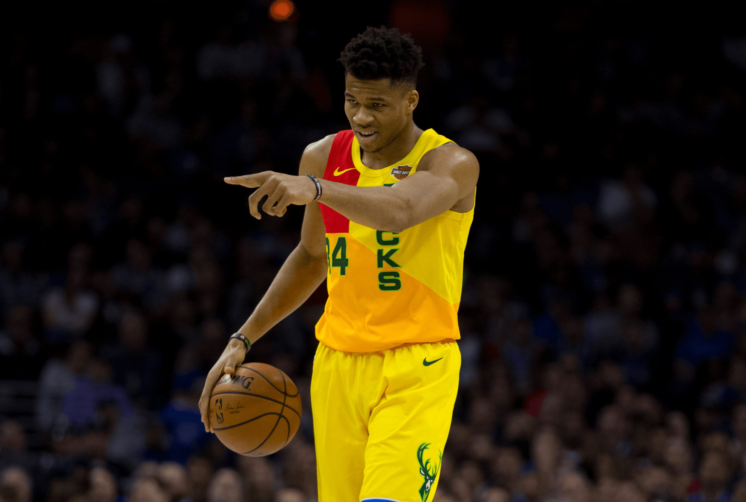 Giannis Antetokounmpo Bucks Clinch Best Record In The Nba Gianni Nba Kevin Love