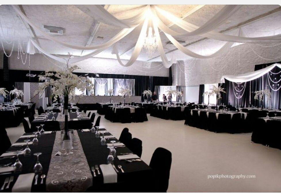 Tables Wedding Inspiration Pinterest White Silver Wedding
