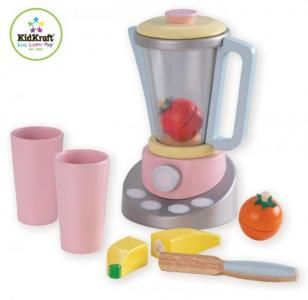 Kidkraft Pastelowy Zestaw Do Koktajli 63305 Play Kitchen Kidkraft Toys