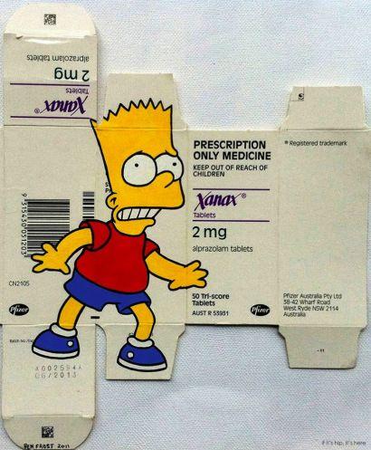 #BenFrost #Simpsons