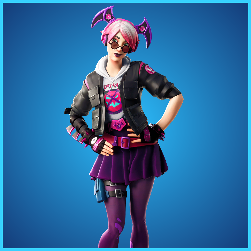 Demons Creeps And Monsters Beware Fortnite Video Game Outfits Skins Characters