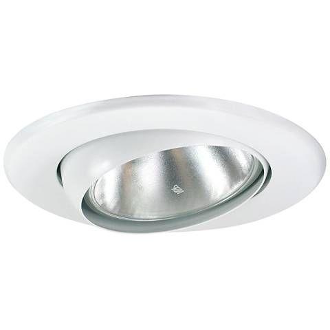 5 white gimbal recessed light eyeball trim lights light design 5 white gimbal recessed light eyeball trim aloadofball Images