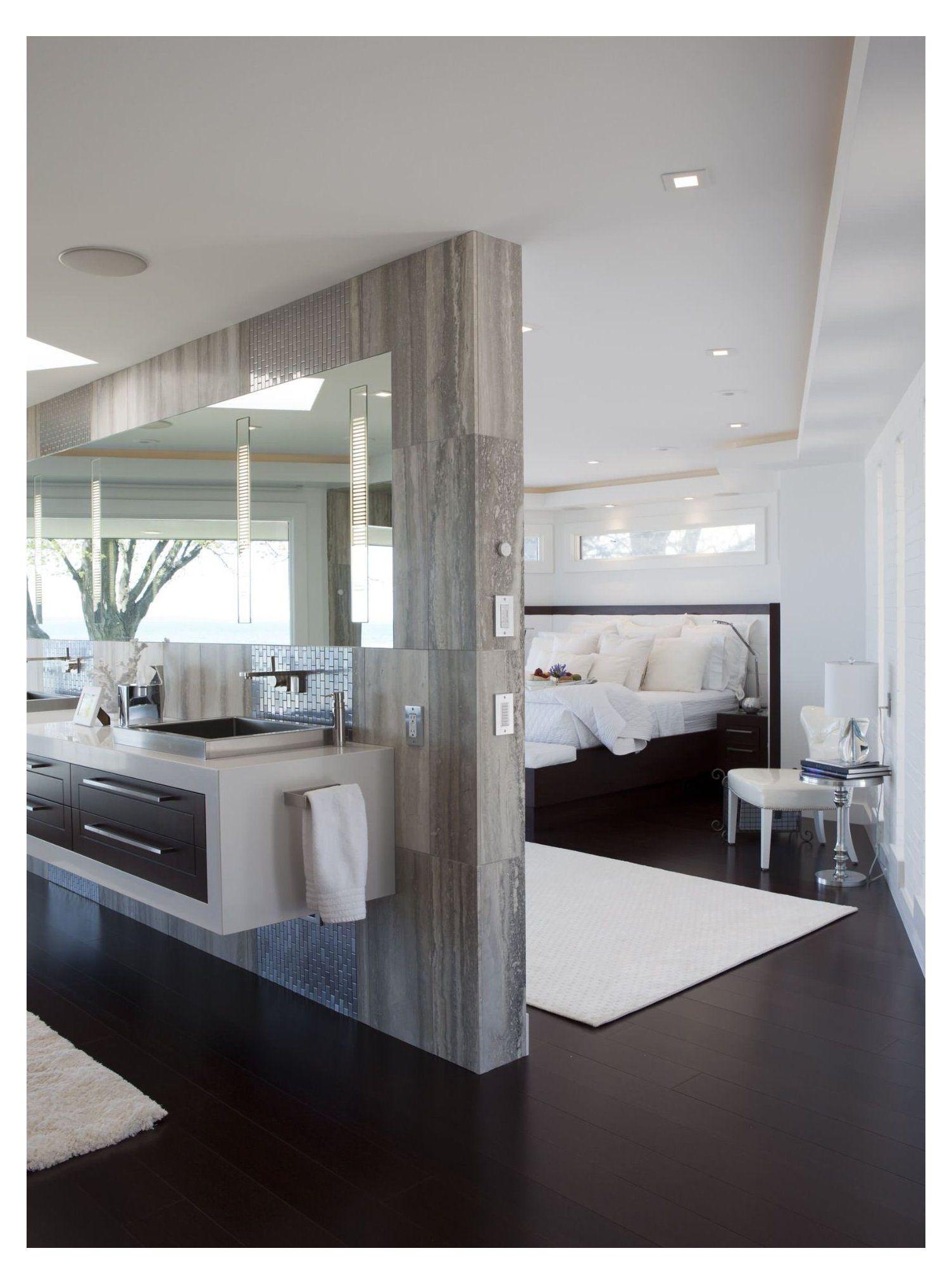 25 open concept modern floor plans master bedroom