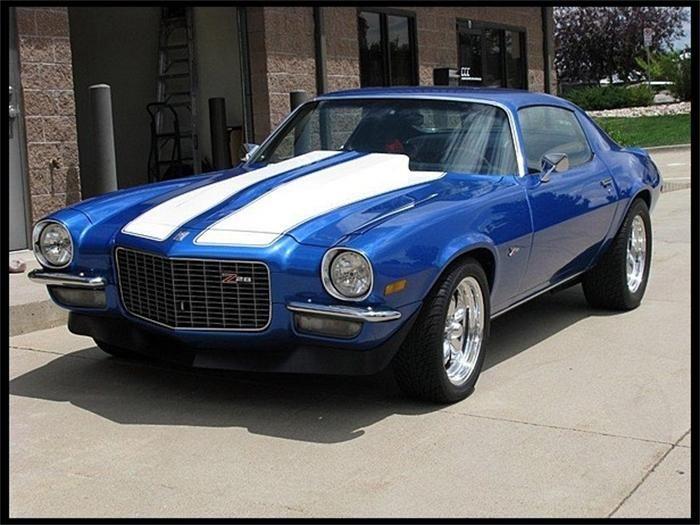 1970 z28 camaro