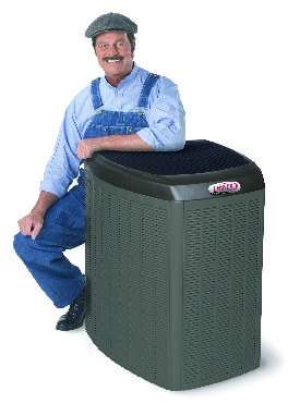 Dave Lennox With Images Hvac System Outdoor Storage Box