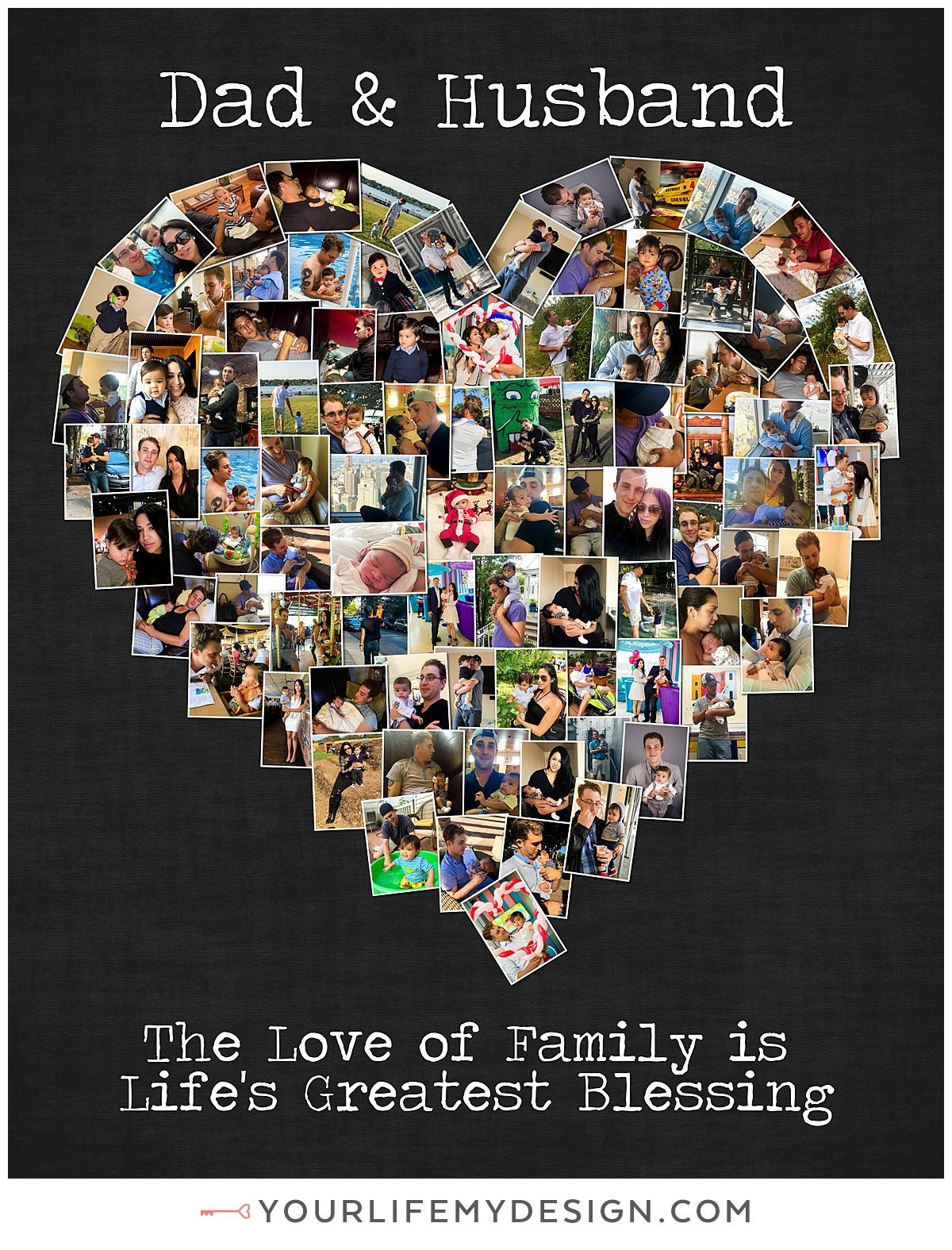 Heart Collage : heart, collage, 16x20, Photos, CollageDesign, Http://yourlifemydesign.com/, #gift, #giftideas, #anniversar…, Heart, Photo, Collage,, Memory, Shaped, Collage