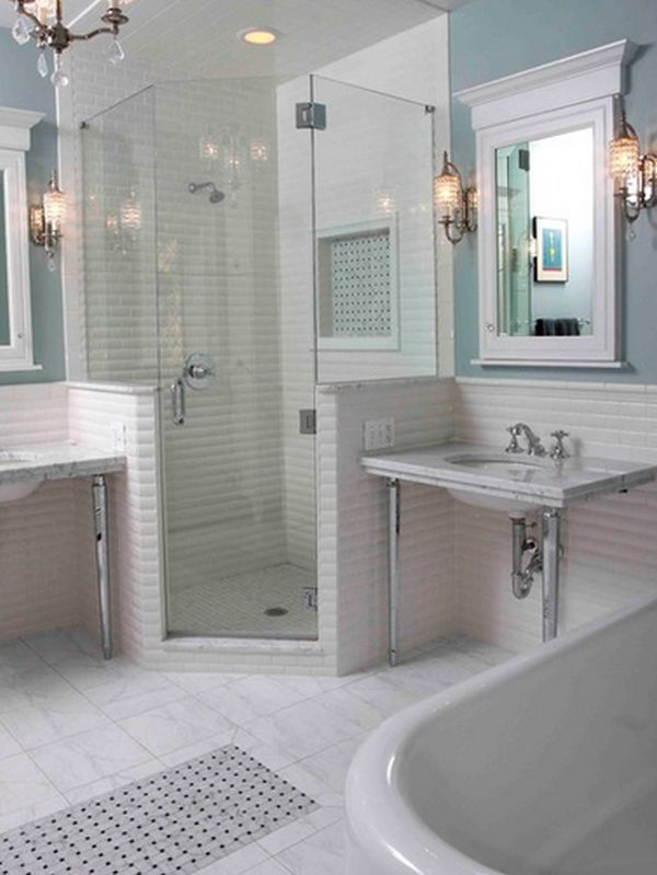 10 walk in shower design ideas that can put your bathroom over the top - Shower Designs Ideas