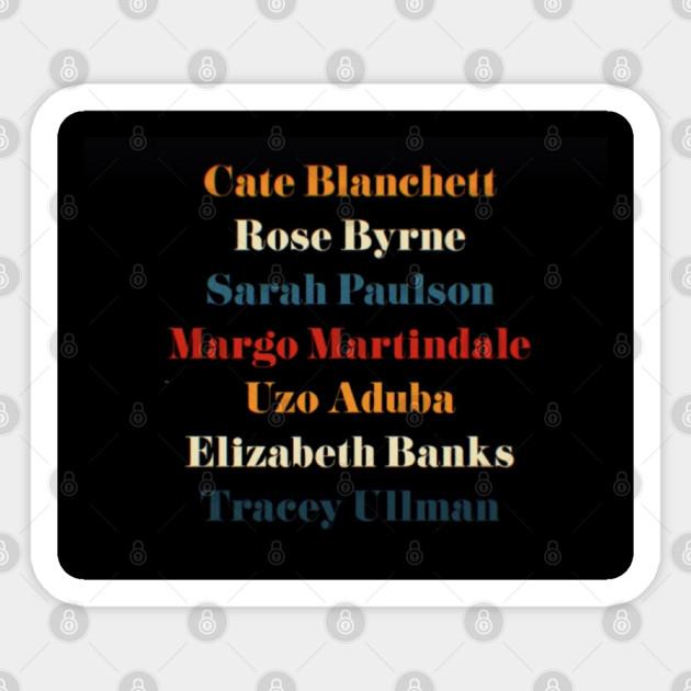 Cate Blanchett Mrs America Cate Blanchett Rose Byrne Sarah